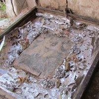 Забытая икона в заброшенном храме. :: Василий Капитанов