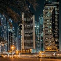 View of the modern city of Dubai. :: Евгений Бубнов