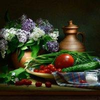 Овощной с сиренью :: Гузель Т