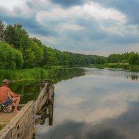 На рыбалке....... :: Александр Селезнев