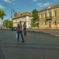 Москва и Москвичи :: юрий поляков