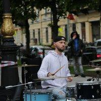 Музыкант (случайное фото) :: ZNatasha -