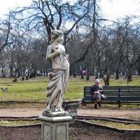 Семидесятая весна. :: Борис Бутцев