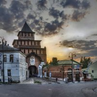 Пятницкие ворота (Коломна) :: Mikhail .