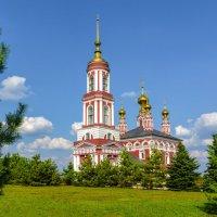 Церковь Михаила Архангела :: Moscow.Salnikov Сальников Сергей Георгиевич