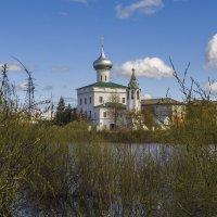 Храм Святого Апостола Андрея Первозванного :: Сергей Цветков