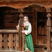 Русская краса :: Мария Курицына