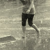 Дождь :: Елена Минина