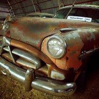 Hudson Hornet, 1952 :: Павел WoodHobby