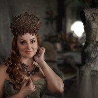 Королевский будуар :: Ирина Кулага