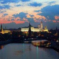 Перед рассветом. :: Дмитрий Алексеев