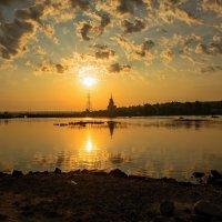Сретенский Храм. Утро. :: Сергей