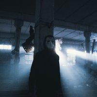 Мой туманный Альбион :: под пыльным небом