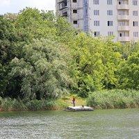На рыбалке :: Валентин Семчишин