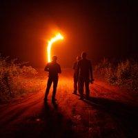 Приручение огненного :: Михаил Першин