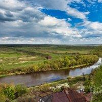 Река Жиздра :: Константин Поляков
