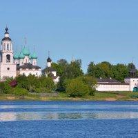 Свято-Введенский Толгский женский монастырь :: Татьяна Каневская