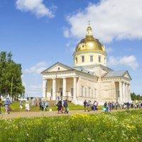 Церковь  Николая Чудотворца (Никольская) :: Галина Новинская