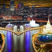 Москва- 2050 :: irina Schwarzer