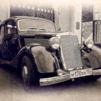 """Из серии: """"Ретро автомобили"""" :: Андрей Головкин"""