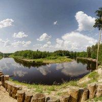 Пра река ... :: Роман Шершнев