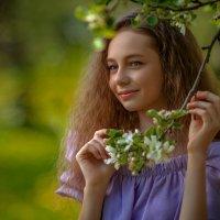 Весенняя Марийка :: Евгений MWL Photo