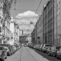 Лето в городе :: Владимир Филимонов