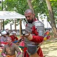 османский воин :: Елена Аксамит