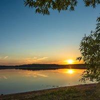 Золотое солнце заката :: Наталия Горюнова