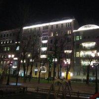 Ночью на Тверском бульваре :: Дмитрий Никитин
