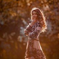 Девушка в закате :: Евгений MWL Photo