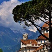 Южный  Тироль,город  Мерано,Италия . :: backareva.irina Бакарева