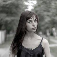 Анастасия. Летний портрет. :: Иван Степанов