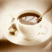 Кофейный мираж :: Александр