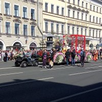 Международный фестиваль цветов в Санкт-Петербурге. :: Светлана Калмыкова