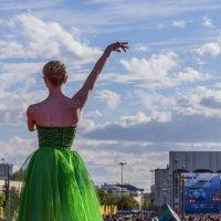 Балерина :: Виктор Печищев