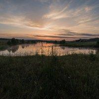 Рассвет на Буянке. :: Виктор Евстратов