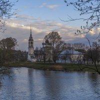 Церковь Сретения :: Сергей Цветков