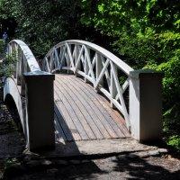 Горбатый мостик через речку Любучу :: Анатолий Колосов