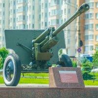 Мемориальный комплекс «Курская дуга». Аллея военной техники :: Руслан Васьков