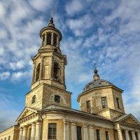 Торжок. Климентьевская церковь. :: Андрей Козов