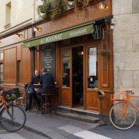 Париж ... утро ... :: Алёна Савина
