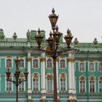 Петербург. Дворцовая площадь. :: Владимир Лазарев