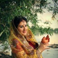 Индийская девушка :: Светлана
