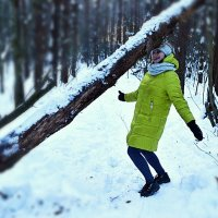 Поймали дерево :: Денис Смородин