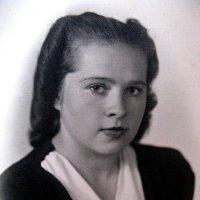 5.6.  Моя сестра Тоня из 50-х :: Валерий