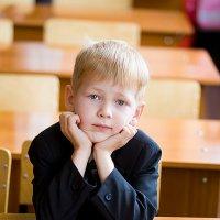 Что то не радостно начинать учёбу... :: Mitya Galiano