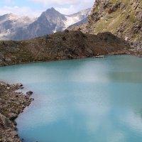 Озеро (на высоте 3000 м) :: Светлана Попова