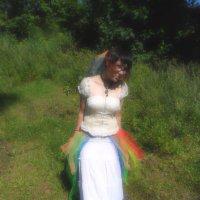 Невеста в радужном платье! :: Дмитрий Бутусов