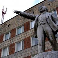 Ленин и сотовые технологии. :: Андрей Ярославцев